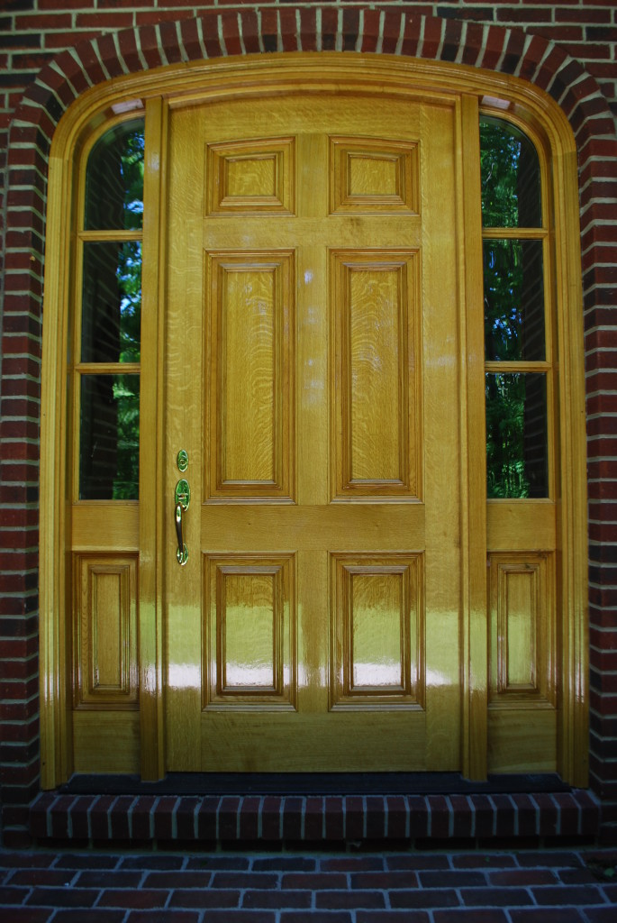 Neo-Classic Entry Door