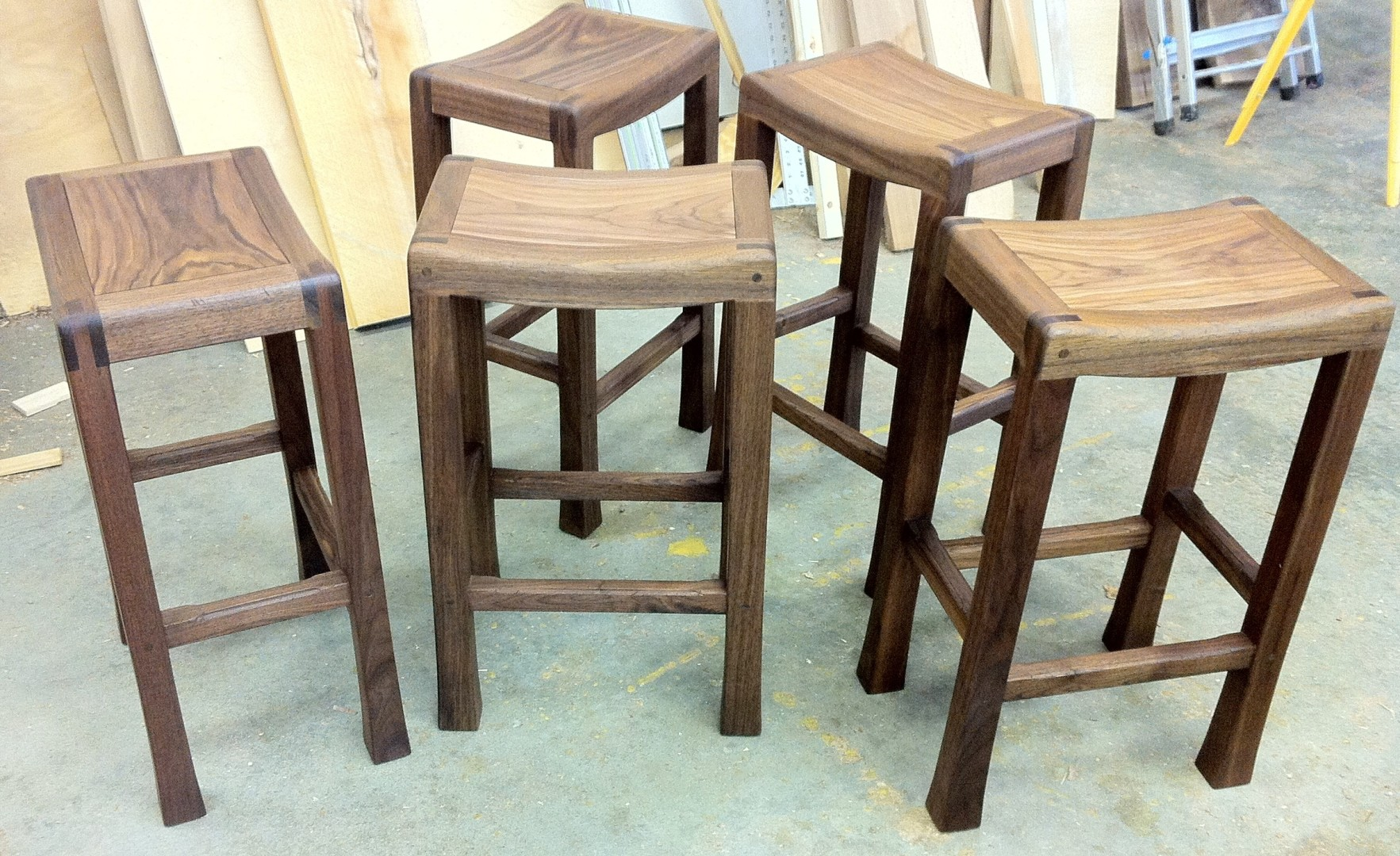 Small Bar Stools for port