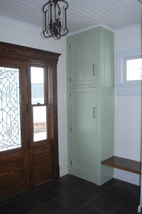 Entry Cabinet East