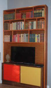 Mid-Century modern bookcase