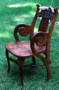 Stomps chair