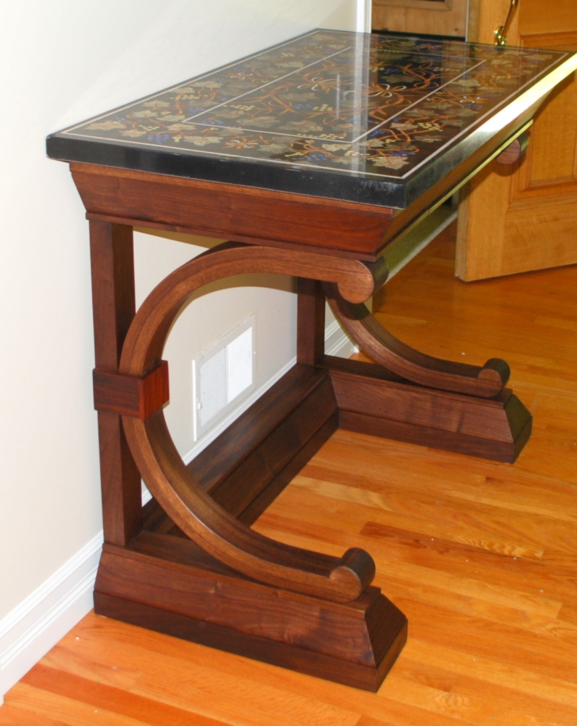 Louis XVII Style Console Table